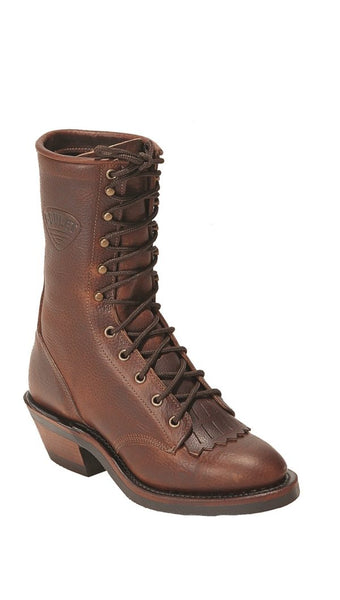 "Boulet Boots Style #8099 MEN'S ""PACKER"" BOOT - Boulet - Drew's Boots"