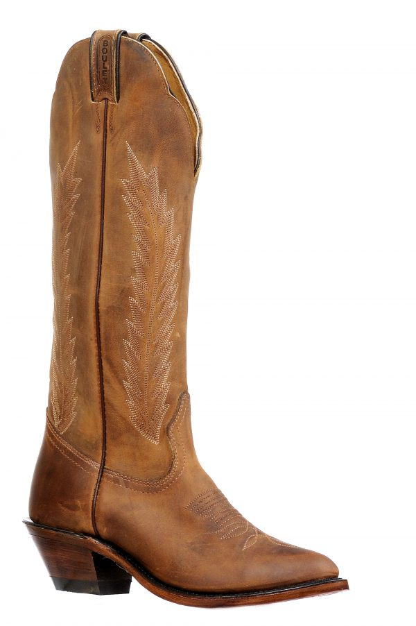 Boulet Boots Style #8242 REG. WOMEN'S WESTERN BOOT - Boulet - Drew's Boots