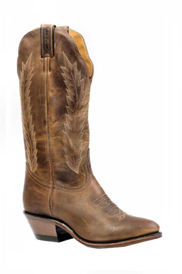 Boulet Boots Style #9026 REG. WOMEN'S WESTERN BOOT - Boulet - Drew's Boots