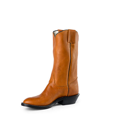 Olathe Boot Style #9050 Brown Mule - Olathe Boot - Drew's Boots