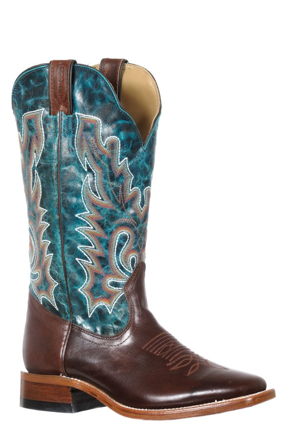 Boulet Boots Style #9362 REG. WOMEN'S WESTERN BOOT - Boulet - Drew's Boots