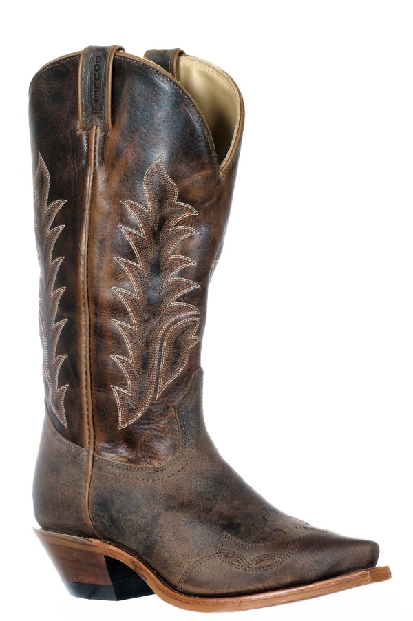 Boulet Boots Style #9601 WOMEN'S SNIP BOOT - Boulet - Drew's Boots