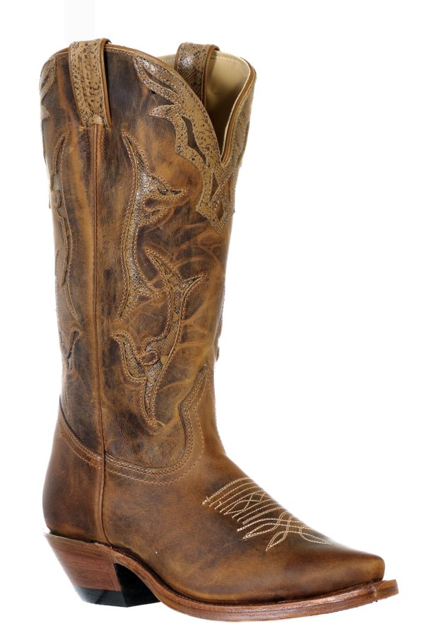 Boulet Boots Style #9616 WOMEN'S SNIP BOOT - Boulet - Drew's Boots