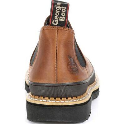 GEORGIA GIANT REVAMP STEEL TOE ROMEO WORK SHOE - GEORGIA - Drew's Boots