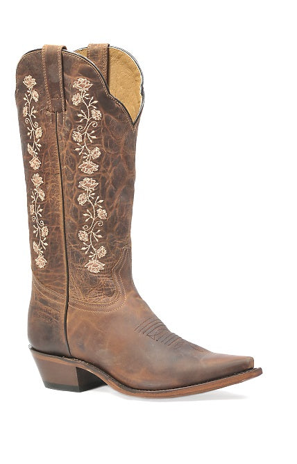 Boulet Boots Style #0821 RC SNIP LADIES LEATHER - Boulet - Drew's Boots