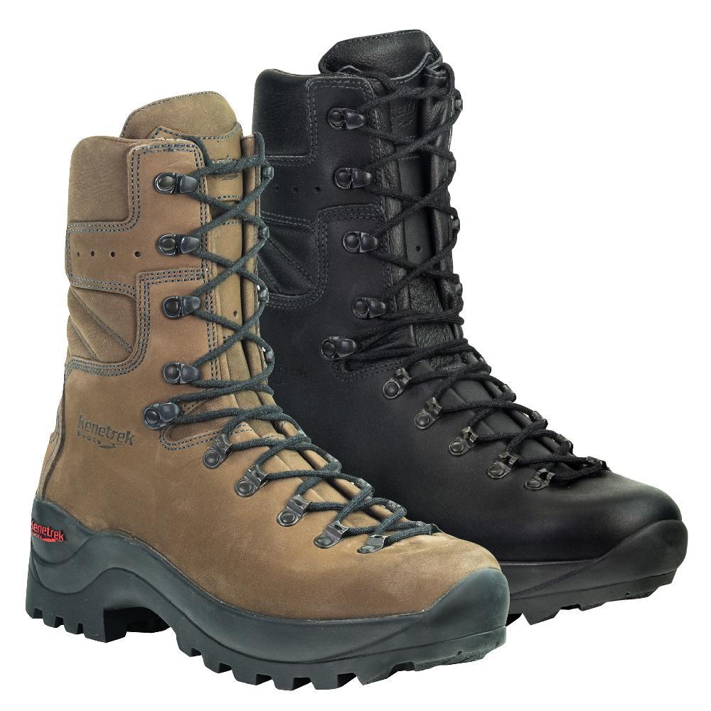 Kenetrek Wildland Fire - Baker's Boots and Clothing