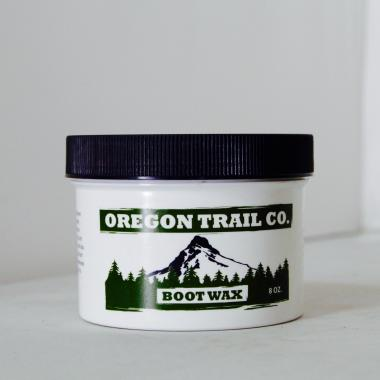 Drew's Oregon Trail Boot Wax (8oz) - Drew's Boots - Drew's Boots
