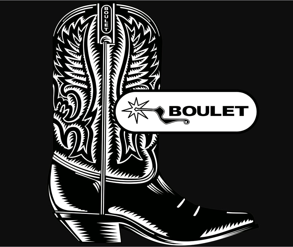 Boulet Boots Style #8606 WOMEN'S SNIP BOOT - Boulet - Drew's Boots