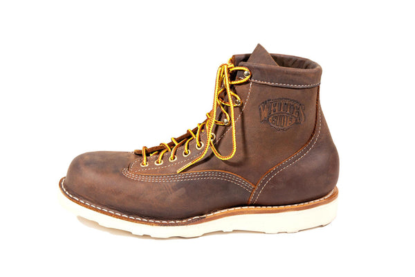 Standard Foreman Lace-To-Toe by White's Boots - Baker's Boots and Clothing