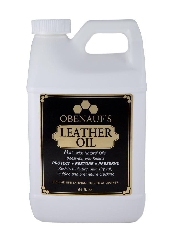 Obenauf's® Leather Oil - Baker's Boots and Clothing