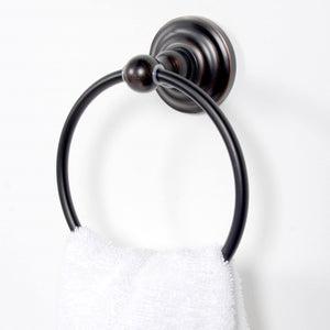 Elm Collection Towel Ring