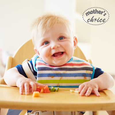 When is your baby ready to start eating?