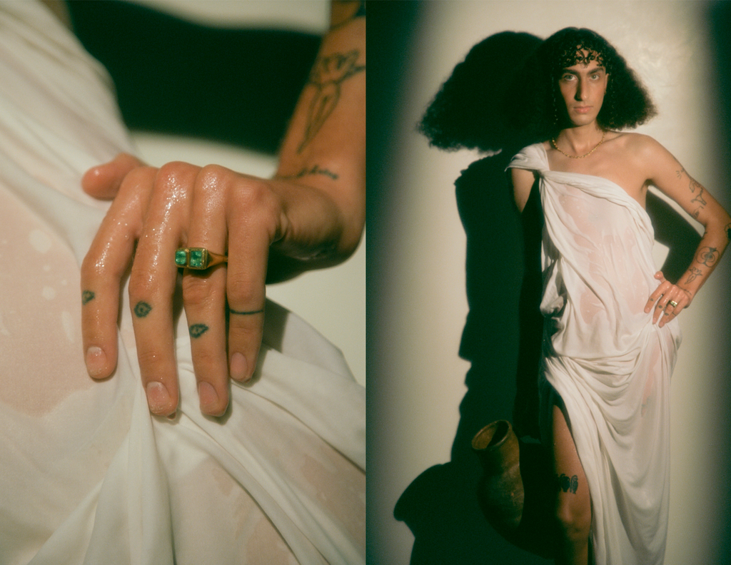 DARIUS JEWELS CORE COLLECTION LOOKBOOK