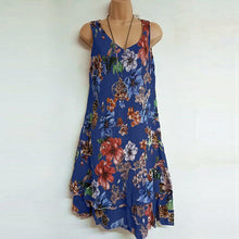 Load image into Gallery viewer, Tank Double Printed Dress