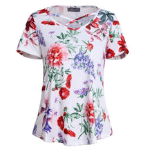 Load image into Gallery viewer, Printed Short Sleeve T-shirt