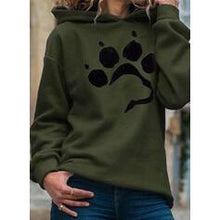 Load image into Gallery viewer, NEW! Print Hoodie Long Sleeves Casual T-shirts