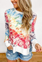 Load image into Gallery viewer, Cristalove Colorful Tie Dye T-shirt