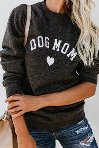 Cristalove DOG MOM Sweater