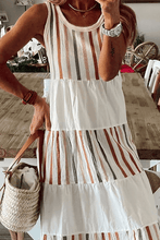 Load image into Gallery viewer, Cristalove Sweet Sundress Maxi Dress