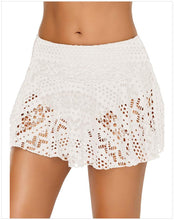 Load image into Gallery viewer, Lace Skirt Swimsuit