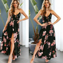 Load image into Gallery viewer, Magen's Floral Boho Dress