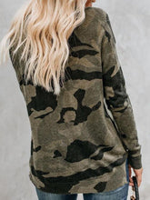 Load image into Gallery viewer, Round Neck  Camouflage T-Shirts