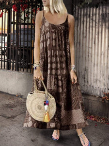 Shift Casual Tribal Dresses