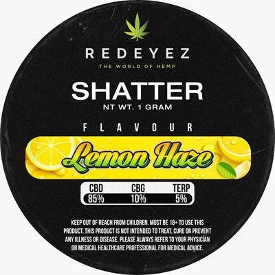 SHATTER - LEMON HAZE