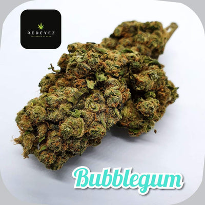 Bubble Gum - Premium CBD Pot-Pourri Flower 0.2% THC