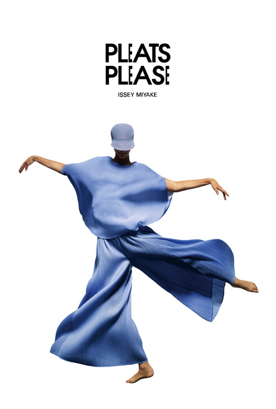 Pleats Please Issey Miyake April 2021