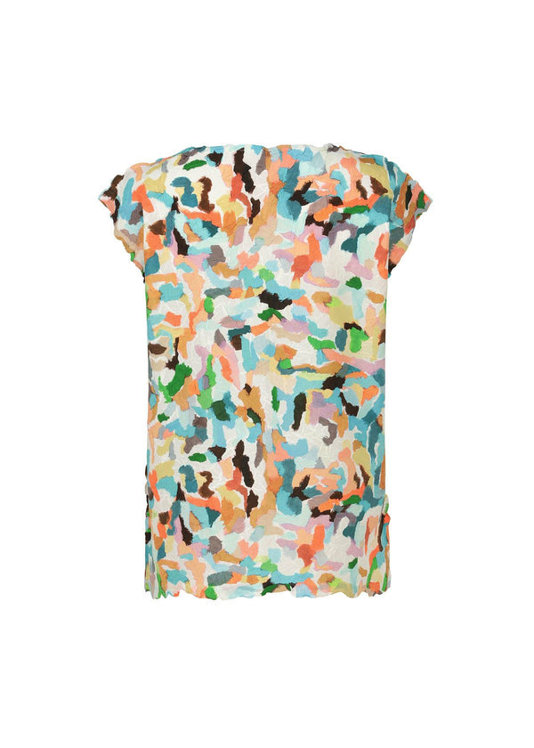 MIXED COLORS CRUSH Shirt Multi Color