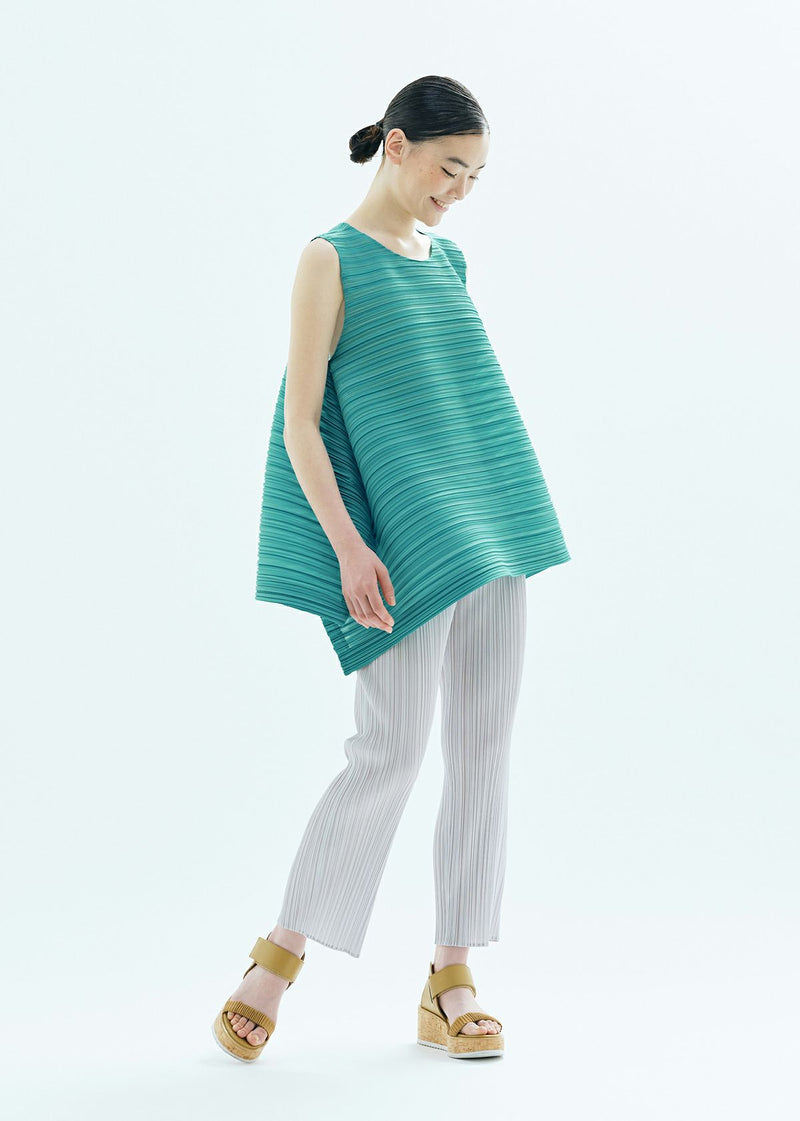 KOMOREBI Top Green