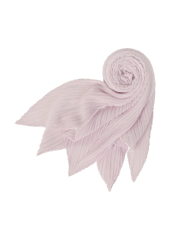 MONTHLY SCARF MAY Stole Light Pink
