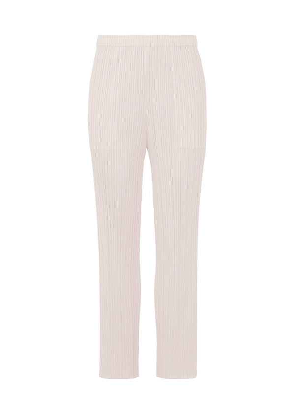 MONTHLY COLORS : MAY Trousers Light Pink