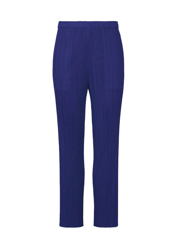 MONTHLY COLORS : MAY Trousers Navy