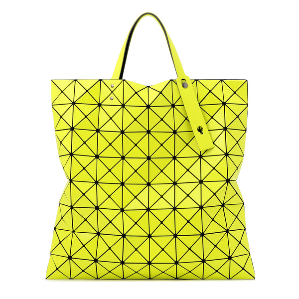 LUCENT MATTE Tote Yellow