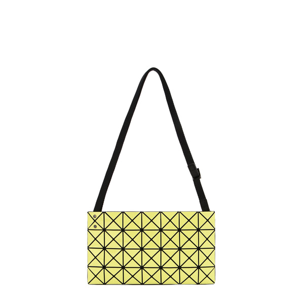 PRISM GLOSS Shoulder Bag Yellow
