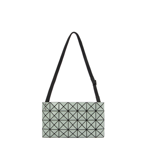PRISM GLOSS Shoulder Bag Green