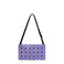 PRISM GLOSS Shoulder Bag Lavender