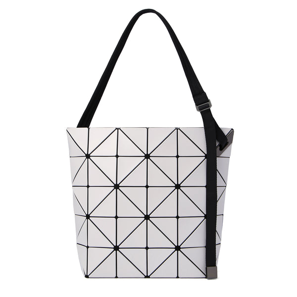 BLOCKY Shoulder Bag Light Grey