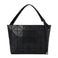 BLOCKY Shoulder Bag Matte Black