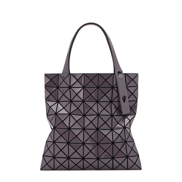 PRISM GLOSS Tote Charcoal Grey