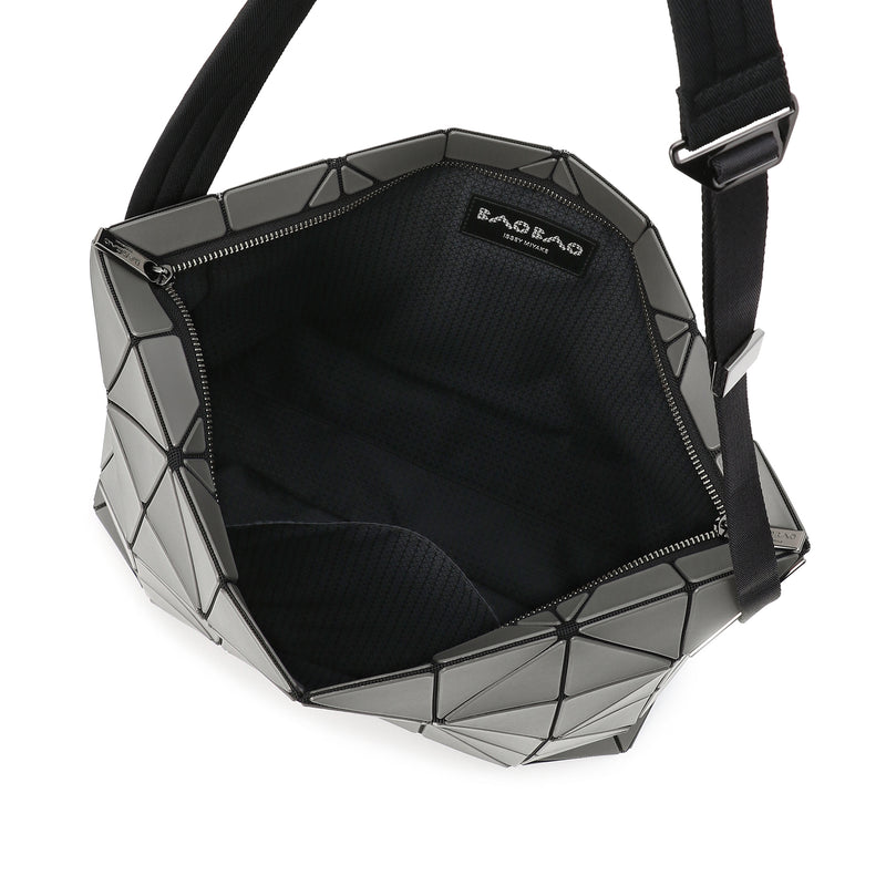 BLOCKY Shoulder Bag Dark Grey