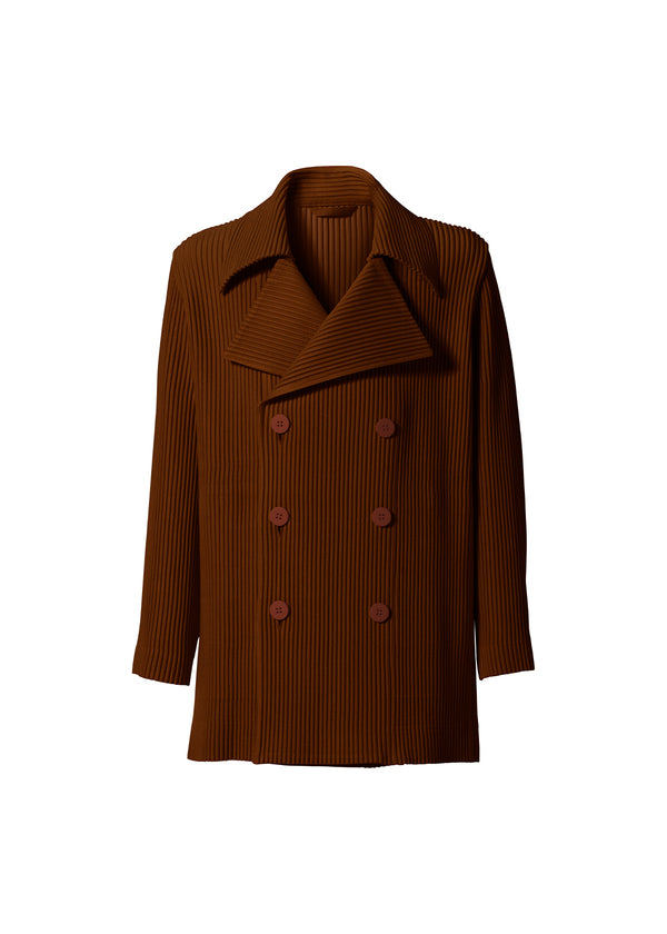 WOOL LIKE Coat Brown