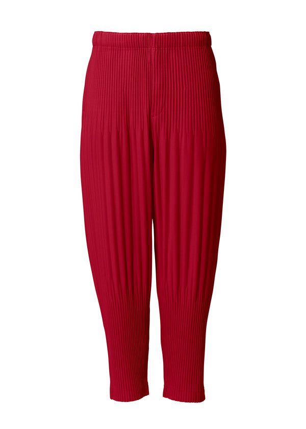 MC OCTOBER Trousers Deep Pink