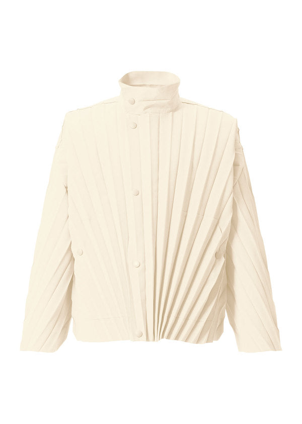 EDGE COAT LIGHT Jacket Ivory