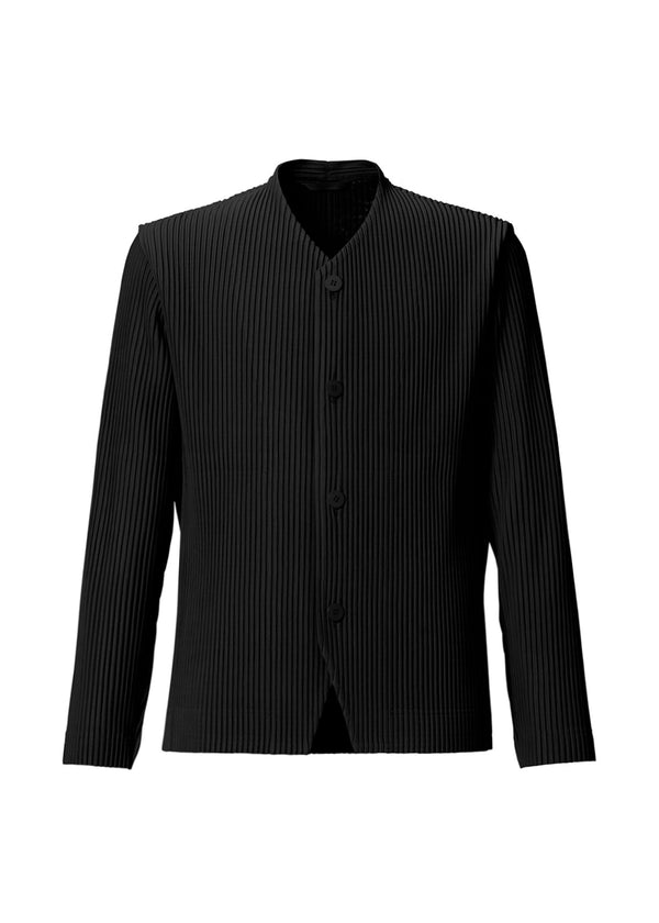 TAILORED PLEATS 2 Jacket Black