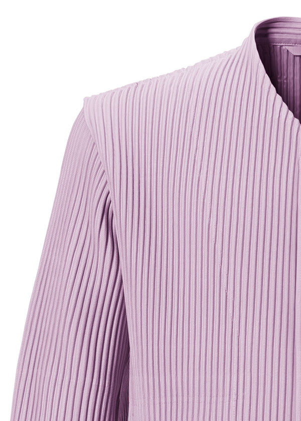 TAILORED PLEATS 2 Jacket Light Purple