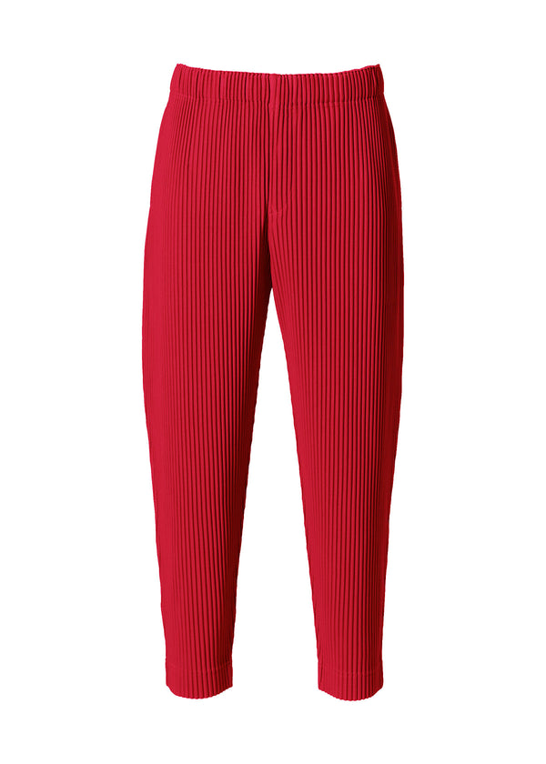 MC MARCH Trousers Crimson Red