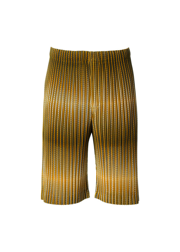 HOLOGRAM MESH Trousers Yellow